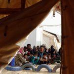 رافعات لإسقاط المساعدات للسوريين العالقين على حدود الأردن