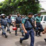 6 قتلى في هجوم لشرطة بنجلادش على مخبأ للمتشددين