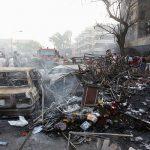 صور..60 قتيلا وعشرات الجرحى بتفجيرين في بغداد وداعش يتبنى