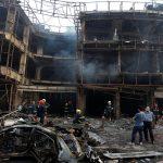 ارتفاع عدد ضحايا تفجير الكرادة الدامي إلى 292 قتيلا