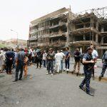السلطات العراقية تعدم خمسة أشخاص أدينوا بتفجير الكرادة