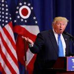 ترامب يرد على أوباما: كلينتون غير مؤهلة لأي منصب حكومي