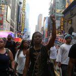 مظاهرات السود تغلق عددا من الطرق الرئيسية في أمريكا