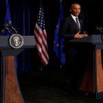 أوباما يحث حلف شمال الأطلسي على الوقوف بحزم أمام روسيا
