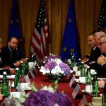 أوباما يحث حلف شمال الأطلسي على الوقوف بحزم في وجه روسيا