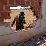 الجيش السوري يسيطر على بلدة شرقي دمشق