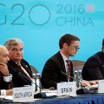 وزراء مجموعة العشرين يدعون لتحفيز نمو التجارة الحرة