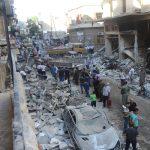 مقتل 16 مدنيا بقصف لقوات النظام السوري على حلب