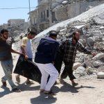 فيديو| خبير عسكري: المسلحون استهدافوا أحياء في حلب بالمواد السامة