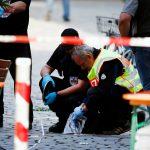 الشرطة الألمانية: انفجار الحقيبة ربما نجم عن عبوة غاز مضغوط