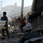 الأمم المتحدة تعرض الإشراف على «الممرات الإنسانية» في حلب