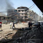 مقتل شخص بتفجير سيارة مفخخة في القامشلي السورية