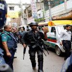 الشرطة: أمريكي بين المتطرفين التسعة الذين قتلوا في دكا