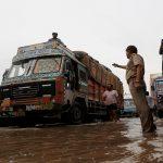 52 قتيلا جراء الفيضانات الموسمية بالهند