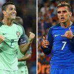 يورو 2016.. مشوار البرتغال وفرنسا للنهائي والبحث عن اللقب الأوروبي