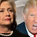 ترامب يشن هجوما على هيلاري كلينتون عبر تويتر