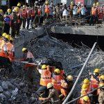 مقتل 8 عمال إثر انهيار جزء من مبنى تحت الانشاء في الهند