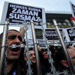 الاتحاد الأوروبي: الممارسات التركية ضد الصحفيين مقلقه
