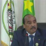 فيديو الرئيس الموريتاني: استمرار الاحتلال الإسرائيلي مصدر عدم الاستقرار في المنطقة