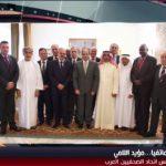 فيديو  السيسي يناقش مع «الصحفيين العرب» مستقبل الصحافة في المنطقة