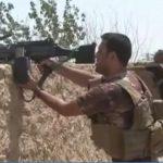 فيديو| القوات العراقية تسيطر على قاعدة مطار القيارة بعد هروب مسلحي «داعش»
