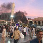 انتحاري يفجر نفسه قرب الحرم النبوي بالمدينة المنورة