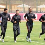 السعيد ومعلول ينتظمان في تدريبات الأهلي المصري صباح اليوم