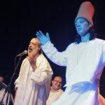 صور| رقص المولوية وأشعار الصوفية في القاهرة