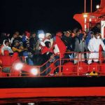 إسبانيا: انقاذ 44 مهاجرا حاولوا عبور البحر المتوسط