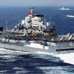 الصين وروسيا تجريان تدريبات بحرية مشتركة في بحر الصين الجنوبي