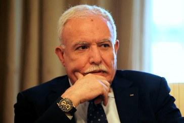 المالكي: وفد فلسطيني يغادر لواشنطن لتنسيق لزيارة عباس