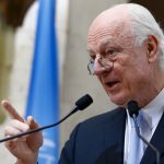 فيديو  دي ميستورا يأمل في استئناف محادثات السلام السورية الشهر المقبل