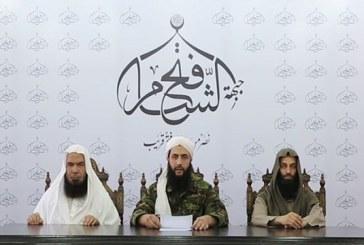 «فتح الشام» تدعو قادة المعارضة السورية إلى «التنحي جانبا»