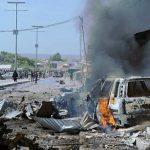 مقتل 7 أشخاص بتفجير مزدوج استهدف مقرا أمنيا في مقديشو