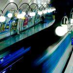موسيقى مصرية في مترو باريس
