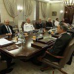مجلس الشورى العسكري الأعلى التركي يجتمع برئاسة بن علي يلدريم