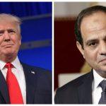 ترامب للسيسي: أمريكا ستكون صديقا مخلصا تستطيع مصر الاعتماد عليه
