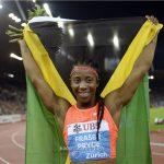 الإثيوبية ألماز تفوز بسباق 10 آلاف متر في ريو 2016