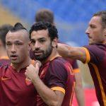 «صلاح» يحافظ على آمال روما لمنافسة يوفنتوس على الدوري الإيطالي