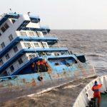 14قتيلا و85 مفقودا في غرق عبارة بميانمار