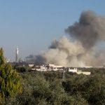 الطيران السوري يقصف لأول مرة مواقع كردية في مدينة الحسكة