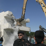الاحتلال يهدم منزلا في بلدة العيسوية بالقدس