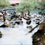 فيديو  «جبل سكران».. مزار السياح فى العراق