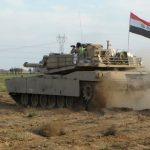 تحرير منفذ الوليد على الحدود العراقية السورية من سيطرة «داعش»