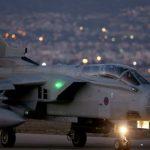 فيديو  بريطانيا تقصف قصرا لصدام حسين يستخدمه «داعش» عسكريا