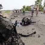 ستة قتلى من الجيش اليمني بتفجيرين انتحاريين في لحج