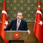 أردوغان يربط تحقيق أهداف الدولة التركية بتصفية «شبكات الخيانة»