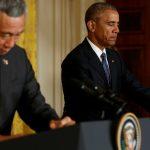 أوباما: دعم الحكومة الليبية من مصلحة الأمن القومي الأمريكي
