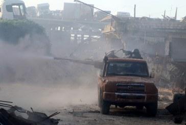 فيديو  الزعبي: النظام السوري يلجأ للغازات عندما يفشل في تحقيق تقدم عسكري