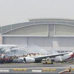 اضطراب في حركة الملاحة بمطار دبي الدولي غداة حادث طيران الإمارات